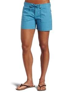 prAna Women's Tess Short, Blue, 6