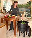 Can O Worms Composter With 1000 Red Worms