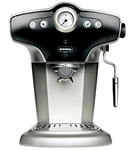 Starbucks Sirena Espresso Machine, Stainless and Black