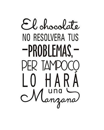 LO+DEMODA Vinile Decorativo El Chocolate