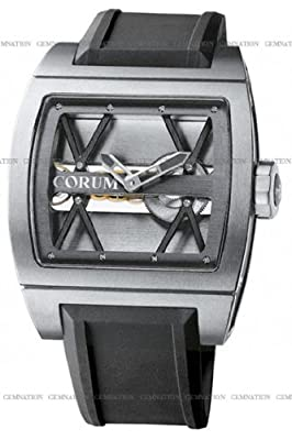 Corum Ti-Bridge Mens Watch 00740006.F371 from watchmaker Corum