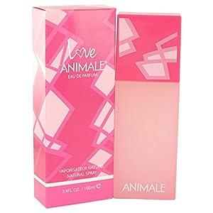 Animale love Eau de Parfum Spray for Women, 3.4 Ounce