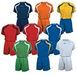 Joma 1130-1035 Champion 1130 Soccer Jersey & 1035 Real Short Kit (Call 1-800-234-2775 to order)