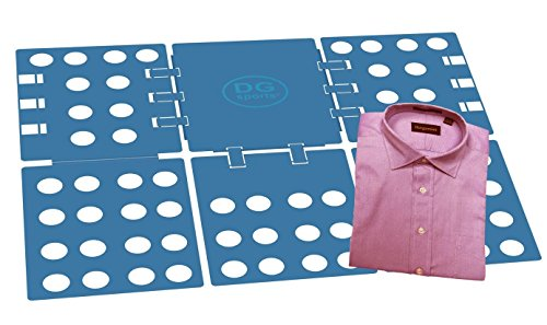 Laundry Folder Clothes T-Shirts Pants Towels Organizer Folder Board Shirt Folding Board