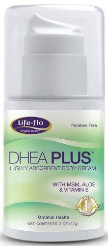 Vie Flo Dhea Crème Plus 2 oz (Multi-Pack)
