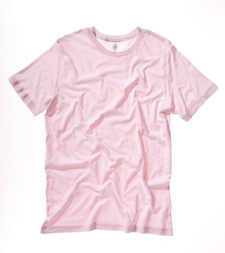 Modisches T-Shirt 'The Perfect Tee', Farbe:Soft Pink;Größe:XS XS,Soft Pink