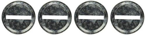Loew-Cornell 1026304 Transform Mason Ball Lid Inserts, Slotted, 4-Pack (Transform Mason Ball Lid Inserts compare prices)