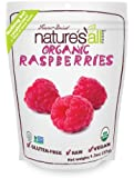 Nature's All Foods Freeze-Dried Raspberries, 1.3 Ounce