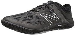 New Balance Unisex-adult UX200V1 Training Shoe, Black, 12 D US