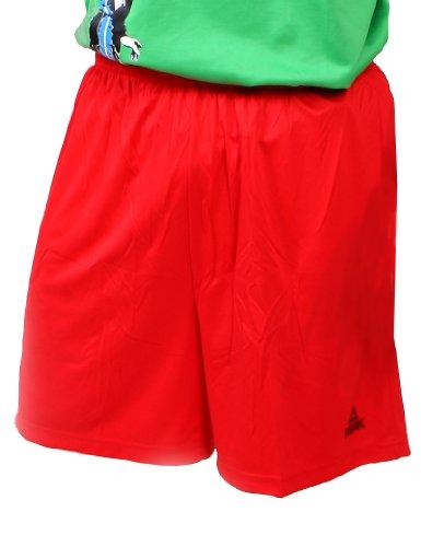 Peak Sport Europe, Pantaloni corti Uomo, TS32, Rosso (red), XS