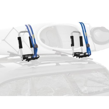 Thule 835PRO Hull-a-Port Pro Rooftop Kayak Carrier