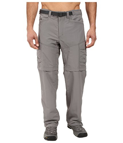 The North Face Men's Paramount Peak II Convertible Pant Zinc Grey Pants XL X R (North Face Paramount Peak 2 Pants compare prices)