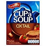 Batchelors Cup A Soup Oxtail 4S 78G