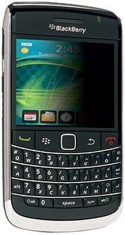 3M Mobile Privacy Film for blackberry Bold2 9700 (Black)