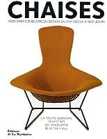 Chaises : 1000 chefs-d'oeuvre du design du XIXe siècle à nos jours