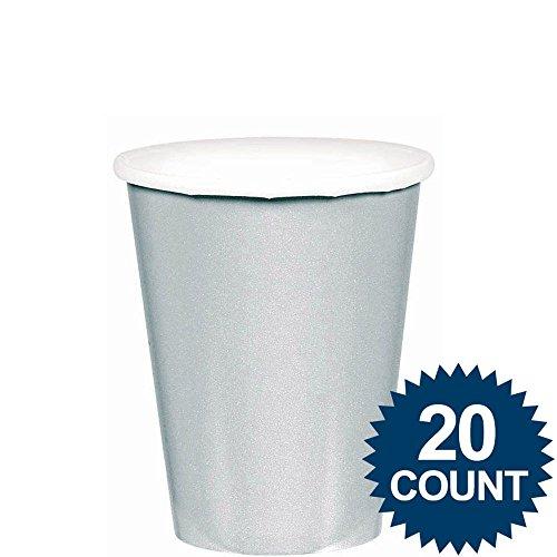Silver 9oz - PaperCups
