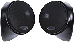 "SSV Works Yamaha Rhino Rear Stereo Speaker Pods INCLUDES 6 1/2"" Speakers"