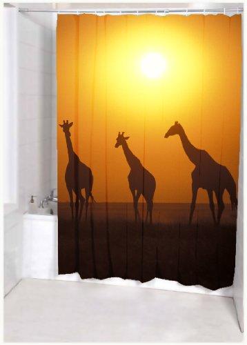 lustige duschvorh nge witzige motive ausgefallenes f r badewanne und dusche. Black Bedroom Furniture Sets. Home Design Ideas