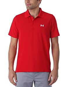 Under Armour   UA Performance Polo  multisport homme Rouge S