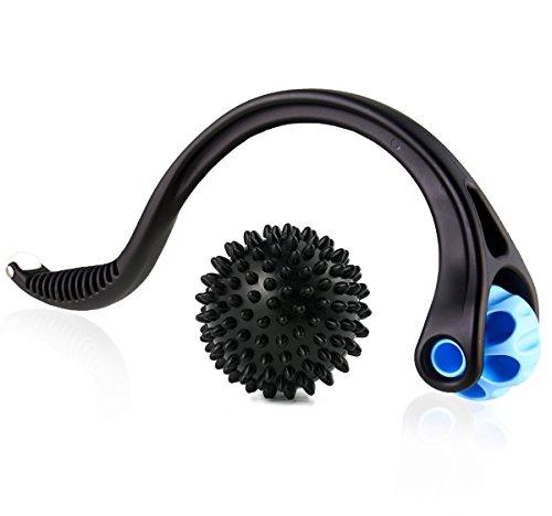 crossactiv-swannsystem-manual-back-neck-massager-muscle-roller-stick-plus-8cm-spiky-ball-for-deep-ti