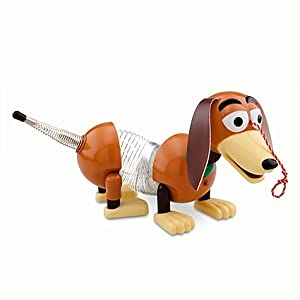 Toy Story Slinky Dog Toy Review