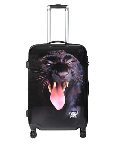 Jungle Art Trolley 4 Ruote