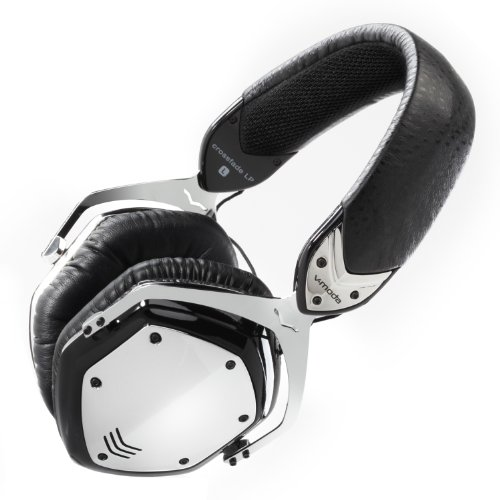 V-MODA Crossfade Headphones (Phantom Chrome)