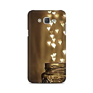 Ebby Hearts out of Jar Premium Printed Case For Samsung J5 2016 Version