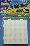 Hama Beads - 4 Large Square Pegboards (Midi Beads)