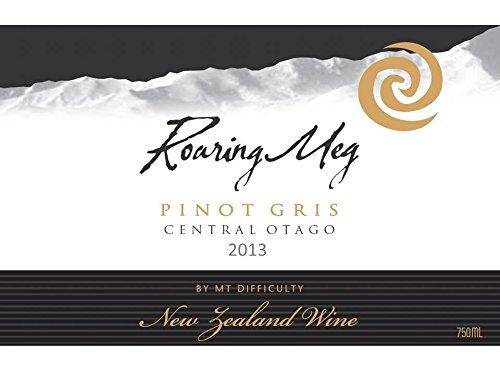 2013 Roaring Meg Central Otago Bannockburn Pinot Gris 750 Ml