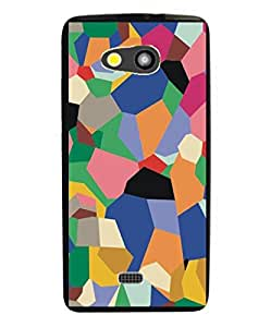 Techno Gadgets Back Cover for Nokia Lumia 730