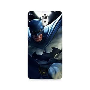 Ebby Batman in DC Universe Premium Printed Case For Lenovo Vibe P1M