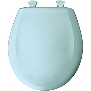 Bemis 200slowt 464 Round Closed Front Toilet Seat Dresden