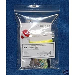 Pocket size fishing survival kit fly fishing gear shop for Survival fishing kit