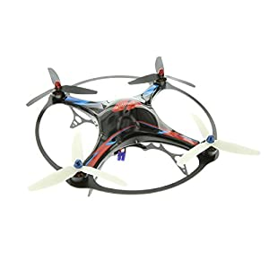 Skyartec Butterfly 250 2.4Ghz RTF 3-Axis Brushless RC Quadcopter without Battery