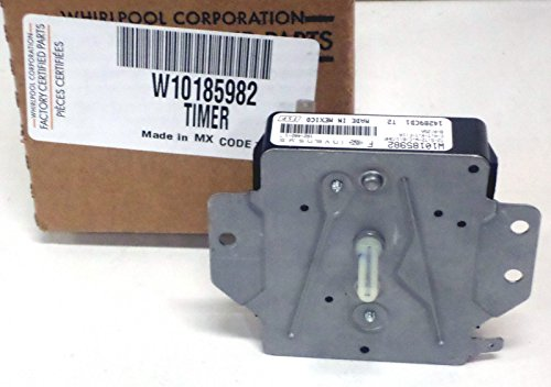 Washers & Dryers Parts W10185982 Whirlpool Kenmore Dryer Timer Control PS2352169 AP4411360 (Washers And Dryers Kenmore compare prices)