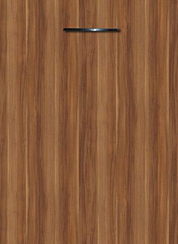 Küchenschrank Unterschrank Front für Geschirrspüler FE (Breite 45cm-vollintegriert, 38 Merano braun)