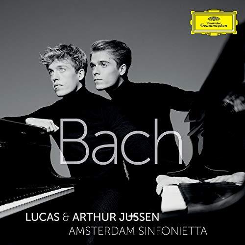 CD : JUSSEN,LUCAS & ARTHUR / AMSTERDAM SINFONIETTA - Bach
