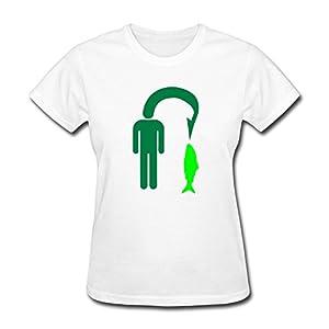Hookface T-Shirt For Women,Team T Shirt