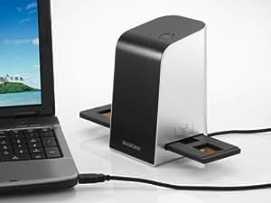 Dia Foto Negativ Film Scanner Diascanner Negativscanner Photo CMOS-Sensor 5 MP