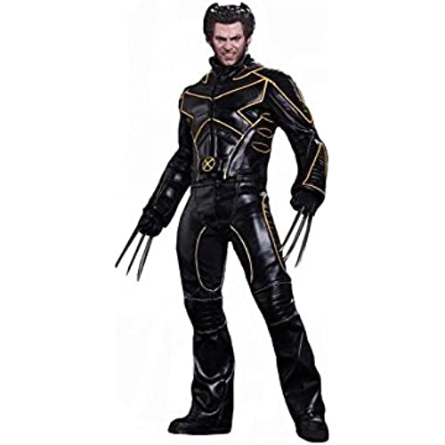 1/6 Scale Movie Masterpiece Wolverine X3 - X-Men The Last Stand Action Figures [병행수입품]