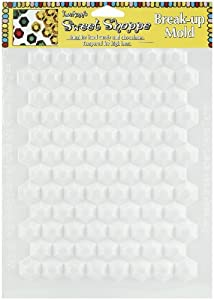 Candy Making Molds-Hexagon Break-Up by LorAnn Oils