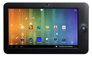 """Mobility 7"""" Android Tablet model T-200 Android Tablet 4.0 with Google Play Store"""