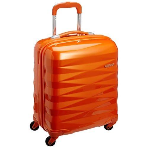 [アメリカンツーリスター] AmericanTourister Crystalite / クリスタライト スピナー 50 (50cm/32L/2.8Kg) (スーツケース・キャリーケース・トラベルバッグ・TSAロック装備・軽量・大容量・機内持込・ファスナー・保証付)