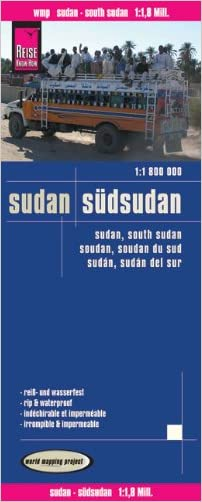 Sudan, South Sudan written by Reise Know-How Verlag