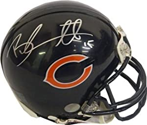 Brandon Marshall Autographed Hand Signed Chicago Bears Full Size Replica Helmet- PSA... by Hall of Fame Memorabilia
