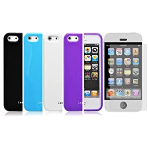 Slider Cases with Screen Protector iphone 5