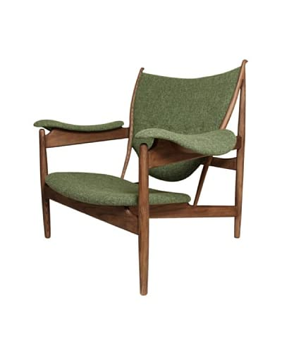 Stilnovo The Sterling Lounge Chair, Green