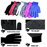 Banggood Full Finger Sport Gloves For Roping Rope Rock Climbing Bike Riding Belay Rappel