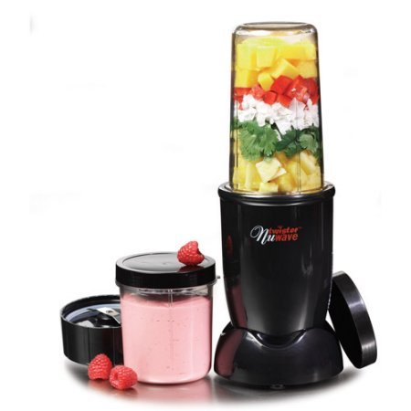 As Seen on TV NuWave Smoothie Multi Purpose Twister Mixer Blender Set (Shark Stick Vacuum N Mop compare prices)